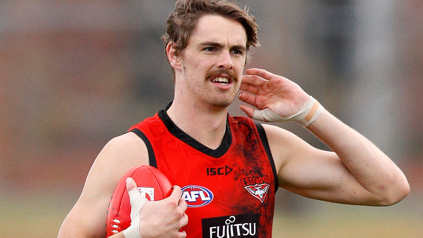 Essendon Bombers star Joe Daniher at peace with AFL form criticism
