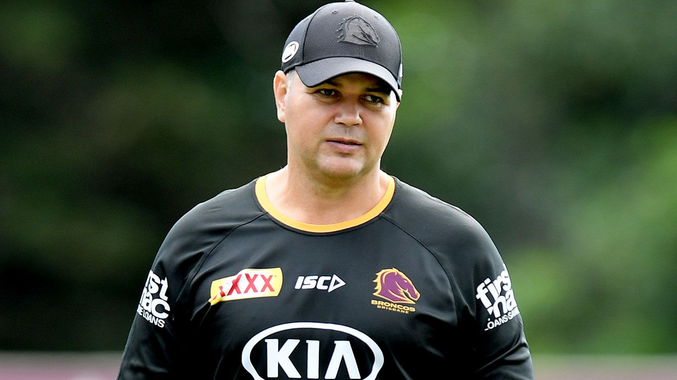 'We're not playing smart': Broncos coach Anthony Seibold to make changes