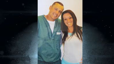 Ok, they do look kind of cute together here. Love After Lockup