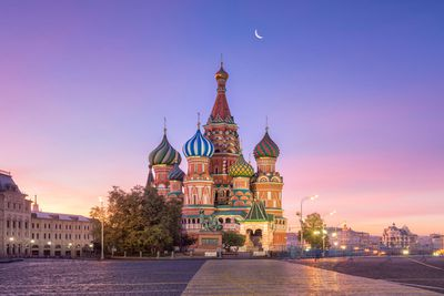 6. Moscow, Russia