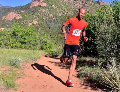 <strong>Pikes Peak Marathon</strong>