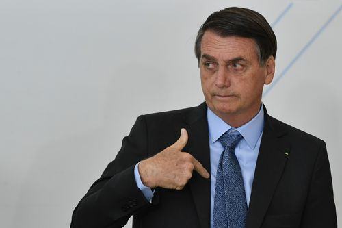 Bolsonaro's environmental policies have ignored wide international concern about deforestation.