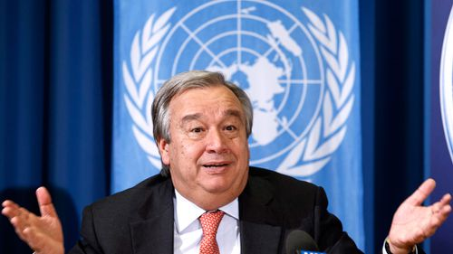 Portugal's Antoni Guterres poised to be next UN secretary-general