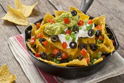 <strong>Q: Are nachos gluten free?</strong>