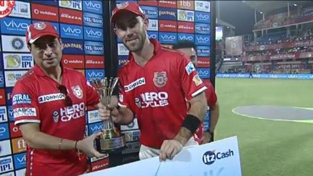 Indian Premier League 2017: Glenn Maxwell stars as Kings XI Punjab score win