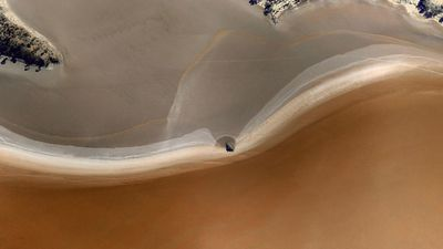 Widgiemooltha, Western Australia. (Nearmap)
