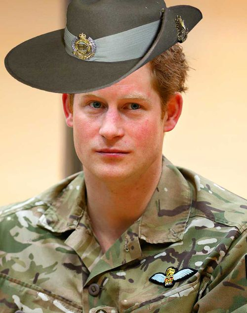 Prince Harry to see out Army service in Oz: reports