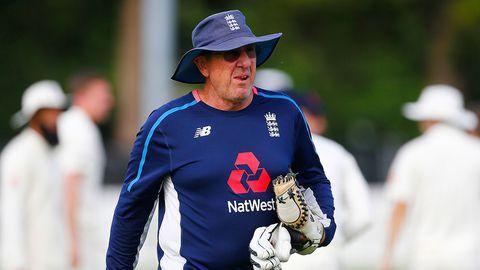 England coach Trevor Bayliss
