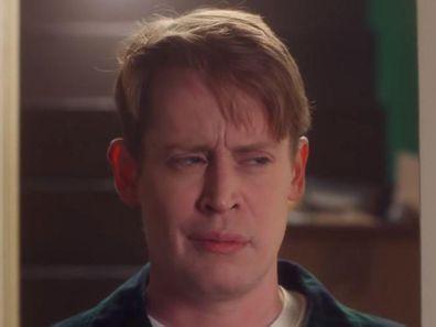 Macaulay Culkin, Home Alone, scene, Google commercial