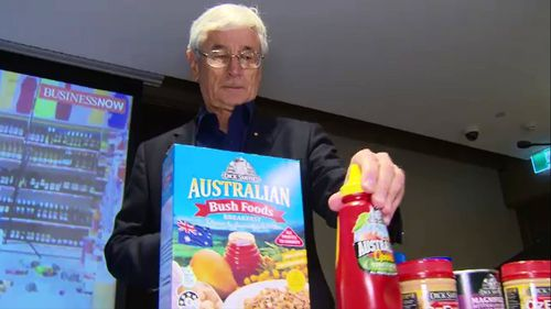 Smith has said Aldi will doom Australian brands.