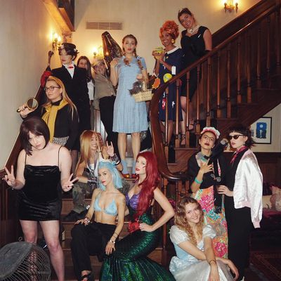 Taylor Swift's NYE party was the place to be last night