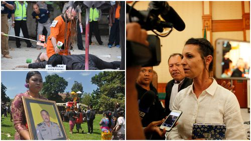 Accused Bali cop killer 'kind' and 'calm'