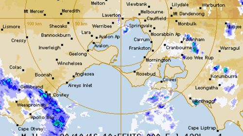 Victoria bracing for damaging winds with severe weather warning issued