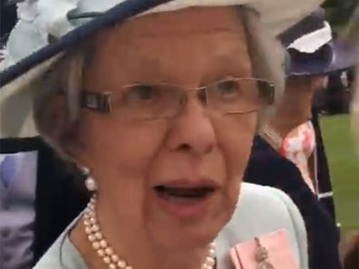 Queen's lady-in-waiting tells off influencer for breaking royal protocol