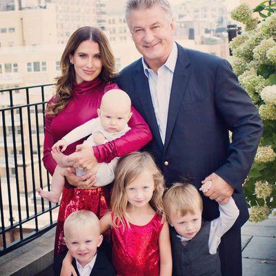 Alec Baldwin: 5 kids