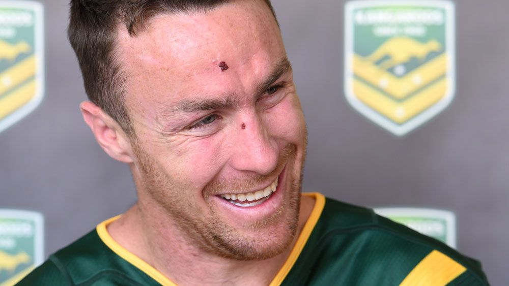 James Maloney. (AAP)
