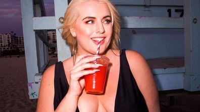 Curvy model Felicity Hayward has taken revenge against her bodyshamers