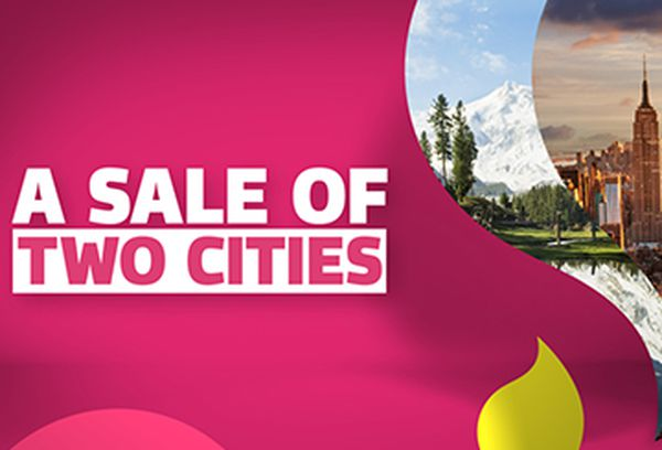A Sale of Two Cities