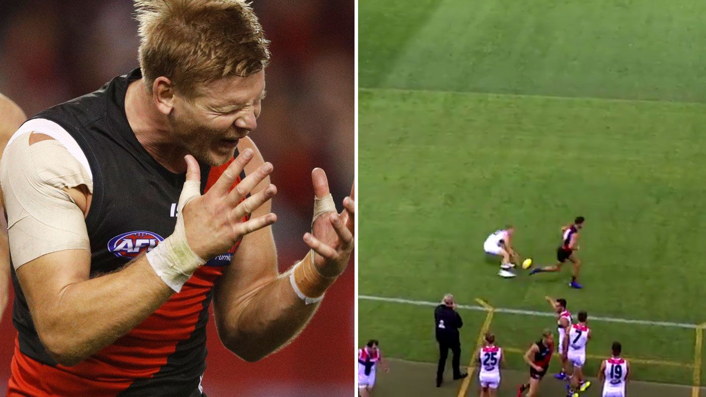 AFL: Second-half surge not enough to save Essendon Bombers from 'appalling' start