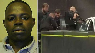 Suspect in UK Parliament crash charged with attempted murder