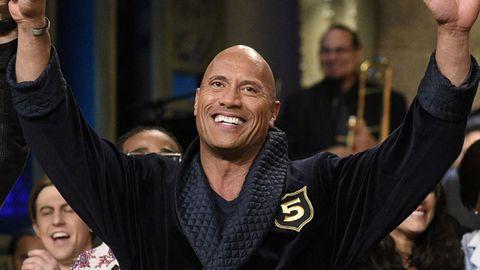 The Rock SNL