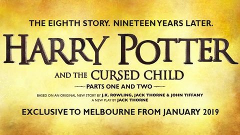 Harry Potter and the Cursed Child: Tickets on sale Monday