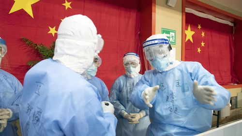 China reports drop in new coronavirus cases for 3rd straight day