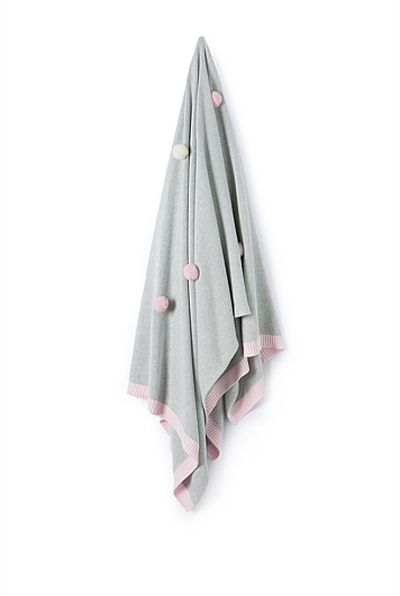 You'll want to wrap your shoulders in this cosy wrap instead of baby.