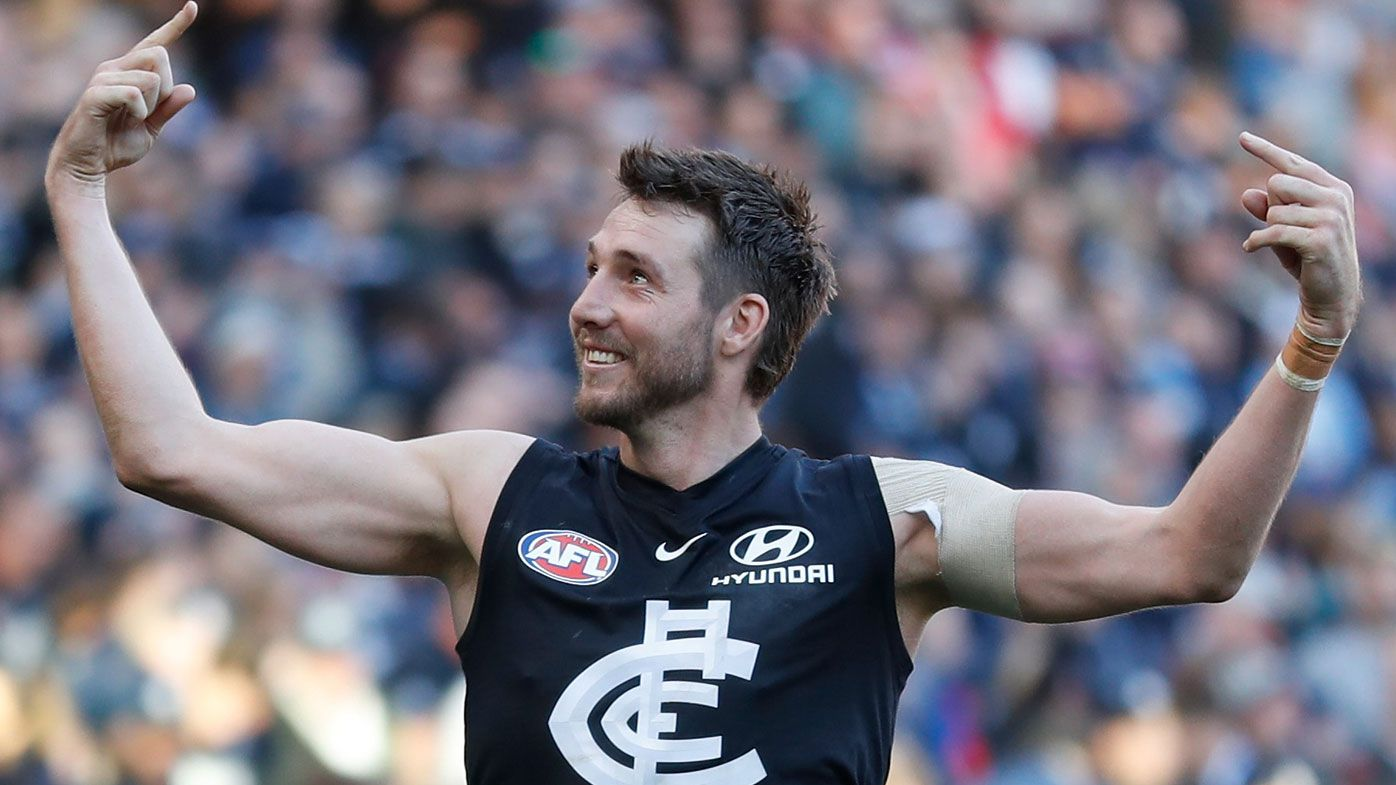 'I was being a fraud': Ex-AFL star Dale Thomas reveals lowest moment of his life