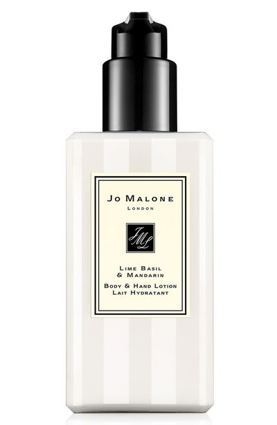 "<strong><em>For mum to sooth her hands in cooler months turn to</em></strong>- <a href=""https://www.jomalone.com.au/product/3764/9775/bath-body/body-hand-lotions/citrus/lime-basil-mandarin-hand-body-lotion"" target=""_blank"" draggable=""false"">Jo Malone Lime Basil & Mandarin Hand & Body Lotion 100ml, $40</a>"
