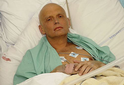 Alexander Litvinenko (Getty)