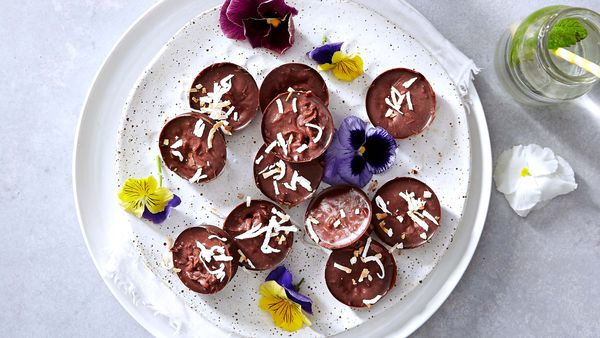 Tiffiny Hall's healthy Easter chocolates recipe