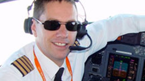 Eric Swaffer was hailed a hero for directing the ill-fated helicopter away from fans on the ground below.