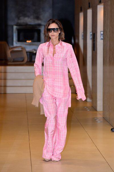 Victoria Beckham in New York City, August 2017