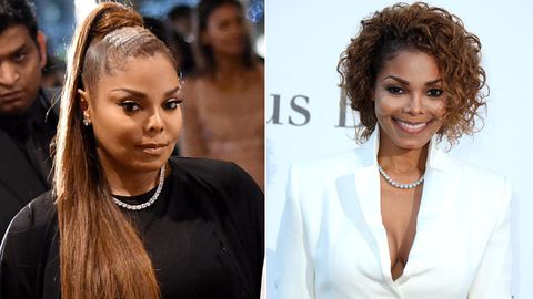 Janet Jackson's face looks different in rare public appearance
