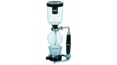"""Hario TC-2 syphon (2 cup), $110, <a href=""""http://ministrygrounds.com.au/hario-tc-2-syphon-2-cup.html """" target=""""_top"""">ministrygrounds.com.au</a>"""