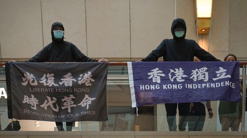 United Kingdom details route to citizenship for HK people drawing China anger