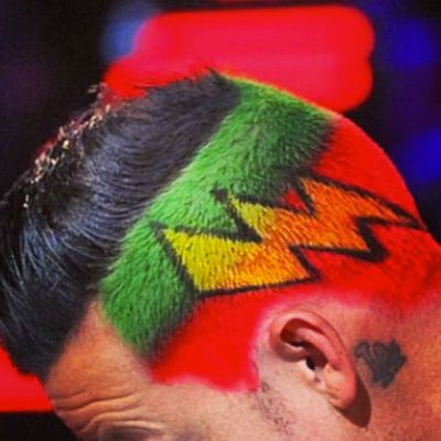 "This electric effort was inspired by a Bad Brains t-shirt Joel got from his twin bro Benji Madden.<p>Image: Joel Madden/Instagram</p><P><br/><b><a href=""http://www.thevoice.com.au/"" >For the latest updates, visit The Voice official website.</a></b>"