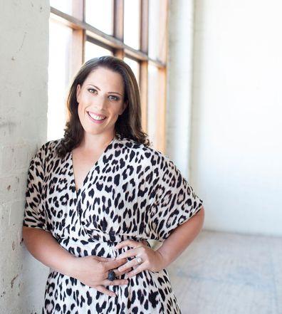 Friend In Me charity founder, Louise Larkin