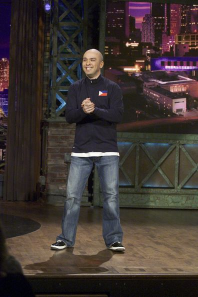 Jo Koy, Jay Leno, TV show, stand-up