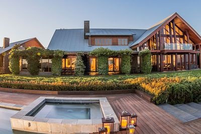 <strong>Perfect for relaxation: Spicers Peak Lodge, Maryvale</strong>
