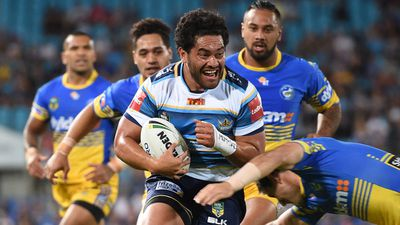 <strong>Konrad Hurrell &ndash; Warriors to Titans 2016</strong><br /> <br />