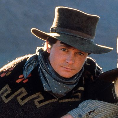 Michael J. Fox, Back to the Future Part III: 29 years old
