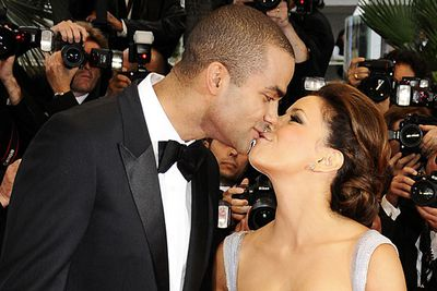 After seven years of thinking she'd found Mr Right, Eva Longoria got a rude awakening when she found hundreds of text messages on her husband Tony Parker's phone. Turns out he was having an affair with one of his teammate's wives.