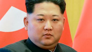 Kim Jong Un 'willing to discuss denuclearisation' with Trump