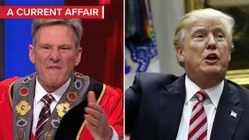 Could Sam Newman be Australia's Donald Trump?
