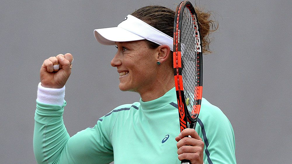 Stosur can go all the way: Halep