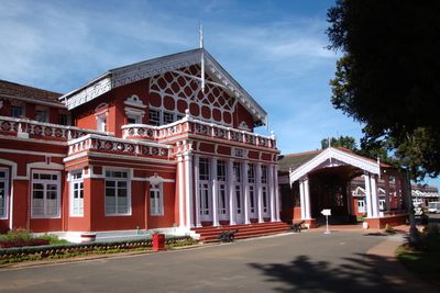 <strong>Fernhill Hotel, Ooty, India</strong>