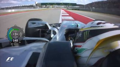 F1: Lewis Hamilton gets pole position at US Grand Prix, Daniel Ricciardo in fourth