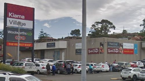 A peewee that attacked a Woolworths staff member at Kiama Village Shopping Centre has been killed.